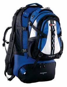 Travel Back Pack Black Wolf Ormiston Redland Area Preview