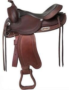 Western Treeless Saddles, Bitless Bridles & more