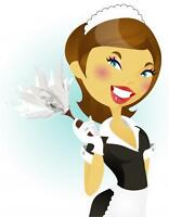 busy bee maid service 15.00 up please book now thanks