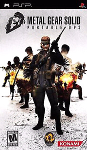 Looking for Metal Gear solid Portable ops