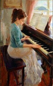 Piano Lessons with Russian trained pianist Canning Vale Canning Area Preview