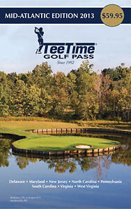 TEETIME/TEE TIME GOLF PASS BOOK