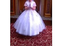 2 Beautiful communion dresses