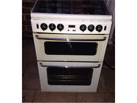 Stoves double oven gas cooker £75