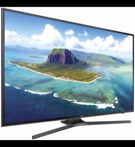 Samsung UA50KU6000 50 Inch 127cm 4K Ultra HD Smart LED LCD TV Auburn Auburn Area Preview