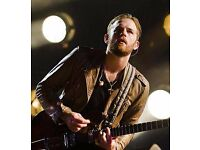 Kings of Leon - Newcastle Metro - 2 tickets for Friday's sold out gig (24th Feb)
