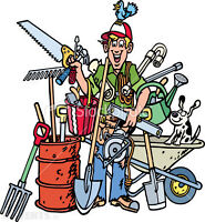 General Handyman - Professional, Reliable and Enthusiastic!