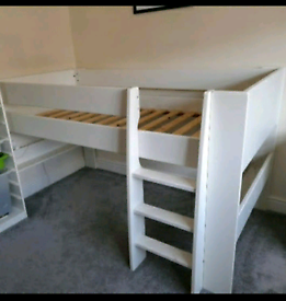 Kids Cabin Bed Mid Sleeper