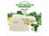 Twin Health WRD-204 slow masticating Juicer