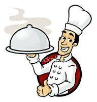 ▌▌► Your Party Organizer & Household Chef (+ français) ~ SKYPE.