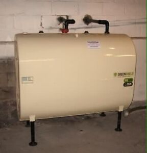 Wanted , oil tank , less than 5 years old Kingston Kingston Area image 1