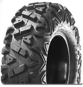 SUN.F – Pneus pour VTT – ATV Tires 27/9.00-12 - 6 plis