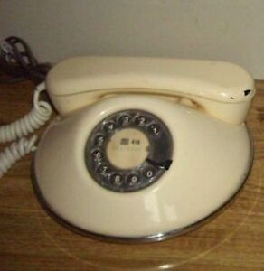 1 Antique dial Phone for sale. Truro