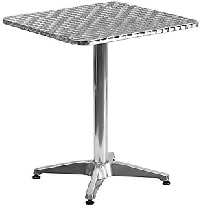 Square Aluminum   TABLE