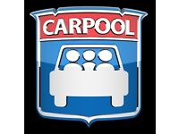 CARPOOL - Northampton to Welwyn Garden City