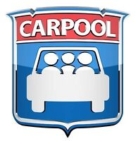 Carpool wanted