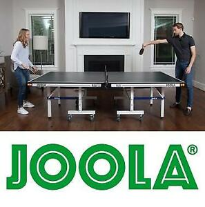 """NEW* JOOLA TABLE TENNIS TABLE 11162 148387157 1"""" MOTION 25 TABLE 50MM FRAME PING PONG PADDLE SPORT PADDLES"""