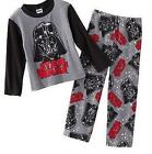 Boys Fleece Pajamas Size 6
