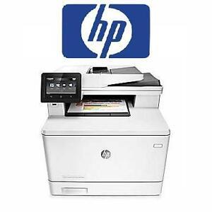 NEW HP LASERJET LASER PRINTER - 117451368 - COLOUR ALL-IN-ONE