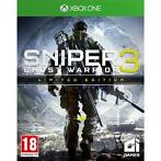 Xbox One Sniper: Ghost Warrior 3 Limited Edition