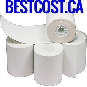 Papier Bond pour imprimante de cuisine 3x3 165' boite de 50