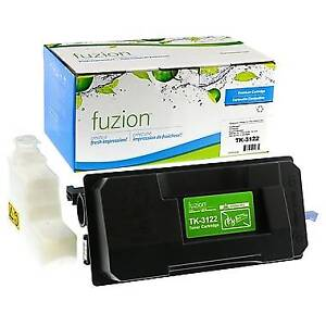fuzion™ New Compatible Kyocera TK-3122 Black Toner Cartridge
