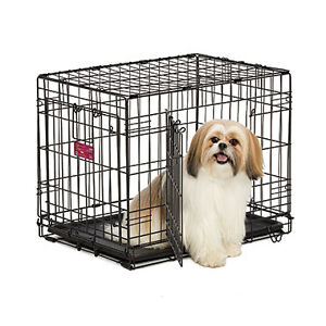Two Door Dog Crate - Used Once