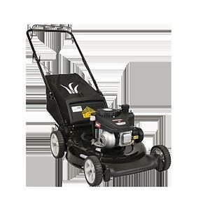 yard Machines 140cc 2-in-1 Gas Lawn Mower, 21-in (used 4 times)