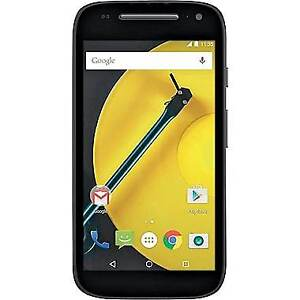 MOTO E second generation smartphone
