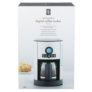 President's Choice  Connoisseur 12-Cup Coffee Maker