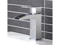 Tabor waterfall basin mono tap