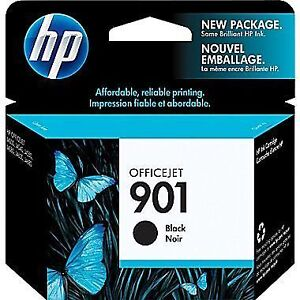 ORIGINAL HP 901 BLACK OFFICEJET INK CARTRIDGE London Ontario image 1