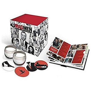 MADMEN  Blu Ray  Complete collection