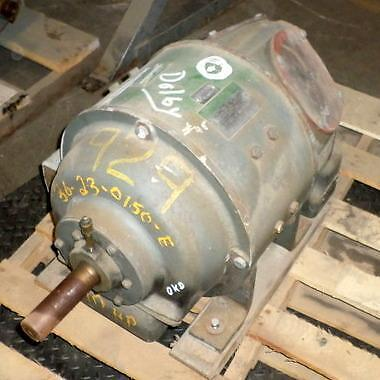 GENERAL ELECTRIC FRAME 67 TYPE CD 230V 1150/2300RPM 10HP DC MOTOR 96A325  *PZB*