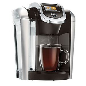 Touchscreen Single Cup Coffee Machine | 8 Person Party Grill