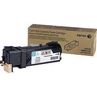 Xerox® – Cartouche de toner cyan 106R01452 pour Phaser 6128MFP
