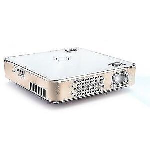 Kodak 75 Lumen DLP Pocket Portable Projector, White Brand new