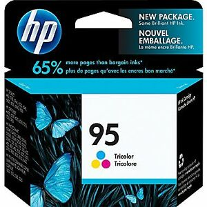 Hp #95 Color Ink Cartridge