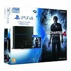 PlayStation 4 1 TB + Uncharted 4: A Thief's End