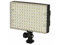 LEDGO LG-B150 150 Daylight LED Modular Dimmable Camera Top Light - NEW & BOXED