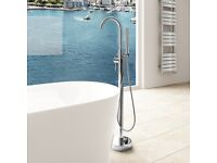 S9 Freestanding Bath Shower Mixer Filler - New