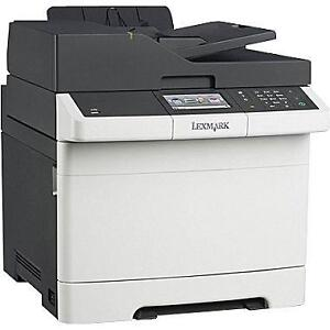 Lexmark CX410E Colour Laser Multifunction Printer (No Box)