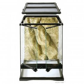 Glass Terrarium 30x30x45cm