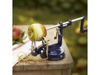 Apple peeler, corer and slicer - kitchen gadget