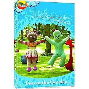 Fun in the Night Garden-Teletoon program for kids dvd
