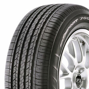 235/50R19 DUNLOP SP SPORT 7000 A/S **$780 ALL INCLUSIVE