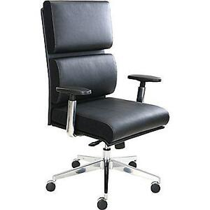Tempur-pedic Leather Computer And Desk Office Chair