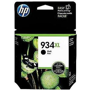 HP 934XL Black High Yield Original Ink Cartridge Original. New