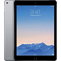 iPad Air 2 64Gb Space Gray barely used remaining warranty