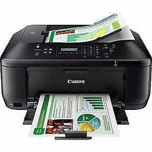 Pixma MX532 Wireless Printer/Fax/Scan/Copy